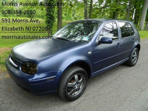 2006 Volkswagen Golf for sale at Morris Ave Auto Sale in Elizabeth NJ