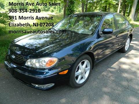 2003 Infiniti I35 for sale at Morris Ave Auto Sale in Elizabeth NJ