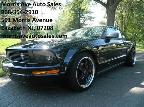2007 Ford Mustang for sale at Morris Ave Auto Sale in Elizabeth NJ
