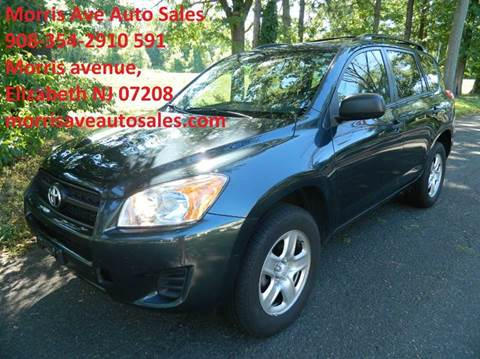 2009 Toyota RAV4 for sale at Morris Ave Auto Sale in Elizabeth NJ