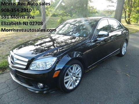 2008 Mercedes-Benz C-Class for sale at Morris Ave Auto Sale in Elizabeth NJ