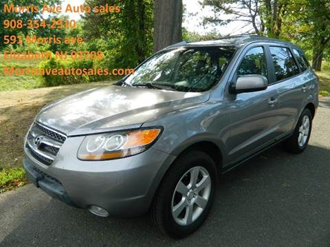 2008 Hyundai Santa Fe for sale at Morris Ave Auto Sale in Elizabeth NJ