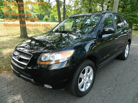 2007 Hyundai Santa Fe for sale at Morris Ave Auto Sale in Elizabeth NJ