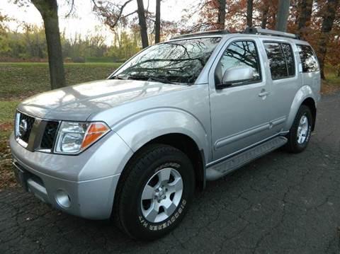 2005 Nissan Pathfinder for sale at Morris Ave Auto Sale in Elizabeth NJ