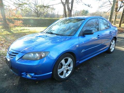 2004 Mazda MAZDA3 for sale at Morris Ave Auto Sale in Elizabeth NJ