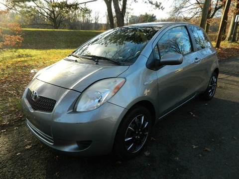 2007 Toyota Yaris for sale at Morris Ave Auto Sale in Elizabeth NJ
