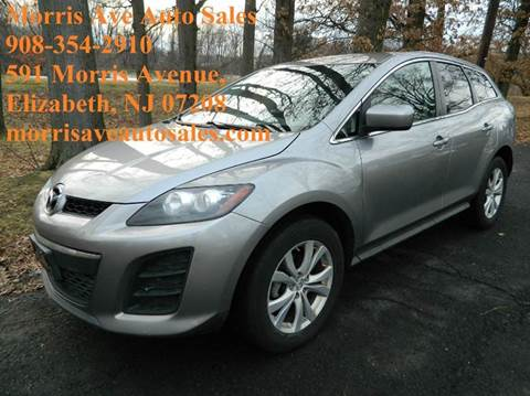 2010 Mazda CX-7 for sale at Morris Ave Auto Sale in Elizabeth NJ