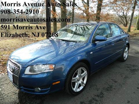 2006 Audi A4 for sale at Morris Ave Auto Sale in Elizabeth NJ