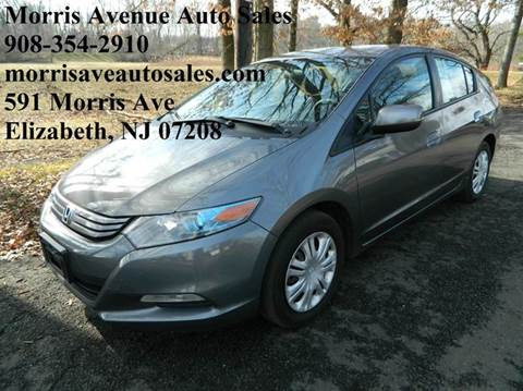 2011 Honda Insight for sale at Morris Ave Auto Sale in Elizabeth NJ