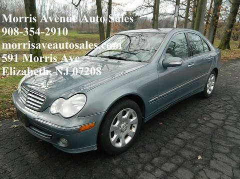 2005 Mercedes-Benz C-Class for sale at Morris Ave Auto Sale in Elizabeth NJ