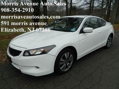 2008 Honda Accord for sale at Morris Ave Auto Sale in Elizabeth NJ