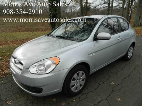2011 Hyundai Accent for sale at Morris Ave Auto Sale in Elizabeth NJ