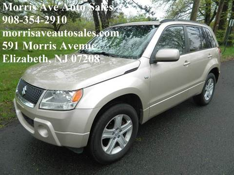 2006 Suzuki Grand Vitara for sale at Morris Ave Auto Sale in Elizabeth NJ