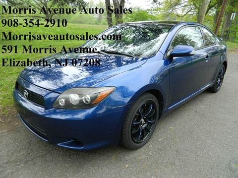2008 Scion tC for sale at Morris Ave Auto Sale in Elizabeth NJ