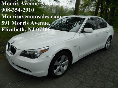 2006 BMW 5 Series for sale at Morris Ave Auto Sale in Elizabeth NJ