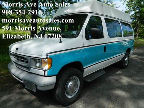 2000 Ford E-250 for sale at Morris Ave Auto Sale in Elizabeth NJ