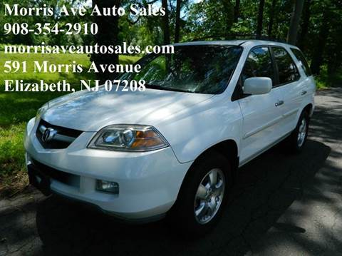 2005 Acura MDX for sale at Morris Ave Auto Sale in Elizabeth NJ