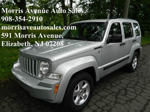 2011 Jeep Liberty for sale at Morris Ave Auto Sale in Elizabeth NJ