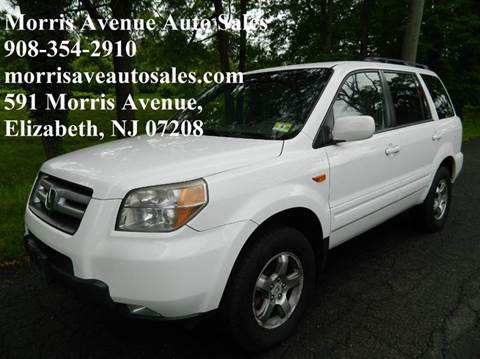 2007 Honda Pilot for sale at Morris Ave Auto Sale in Elizabeth NJ