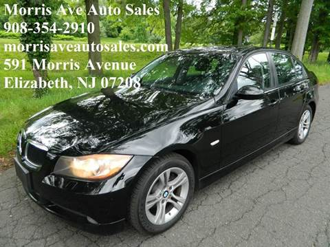 2007 BMW 3 Series for sale at Morris Ave Auto Sale in Elizabeth NJ