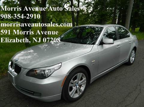 2009 BMW 5 Series for sale at Morris Ave Auto Sale in Elizabeth NJ