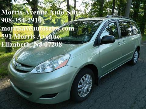 2009 Toyota Sienna for sale at Morris Ave Auto Sale in Elizabeth NJ