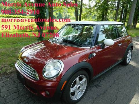 2007 MINI Cooper for sale at Morris Ave Auto Sale in Elizabeth NJ