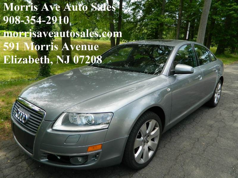 2007 Audi A6 for sale at Morris Ave Auto Sale in Elizabeth NJ