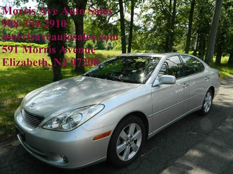 2005 Lexus ES 330 for sale at Morris Ave Auto Sale in Elizabeth NJ