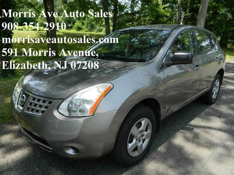 2008 Nissan Rogue for sale at Morris Ave Auto Sale in Elizabeth NJ