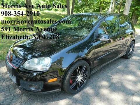 2008 Volkswagen GTI for sale at Morris Ave Auto Sale in Elizabeth NJ