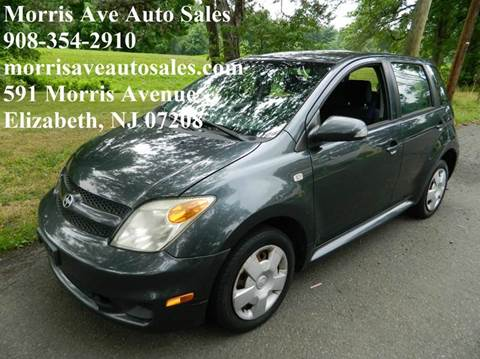 2006 Scion xA for sale at Morris Ave Auto Sale in Elizabeth NJ