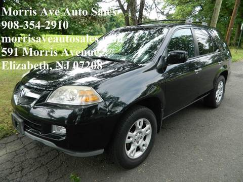 2004 Acura MDX for sale at Morris Ave Auto Sale in Elizabeth NJ