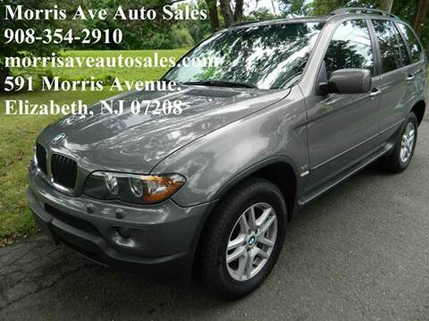 2006 BMW X5 for sale at Morris Ave Auto Sale in Elizabeth NJ