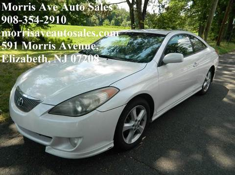 2006 Toyota Camry Solara for sale at Morris Ave Auto Sale in Elizabeth NJ