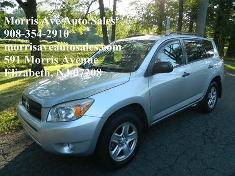 2007 Toyota RAV4 for sale at Morris Ave Auto Sale in Elizabeth NJ