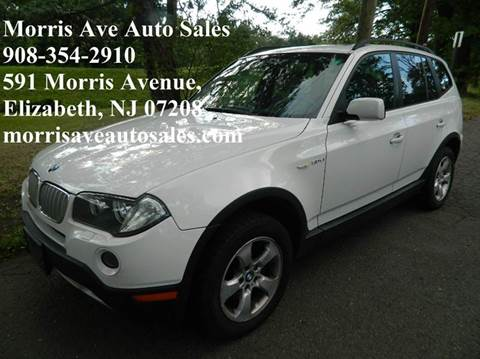 2008 BMW X3 for sale at Morris Ave Auto Sale in Elizabeth NJ