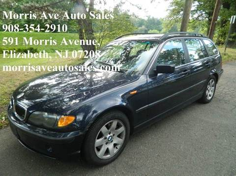 2003 BMW 3 Series for sale at Morris Ave Auto Sale in Elizabeth NJ