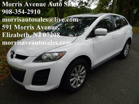 2011 Mazda CX-7 for sale at Morris Ave Auto Sale in Elizabeth NJ