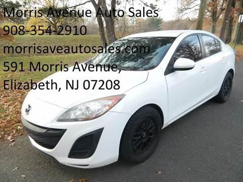 2010 Mazda MAZDA3 for sale at Morris Ave Auto Sale in Elizabeth NJ