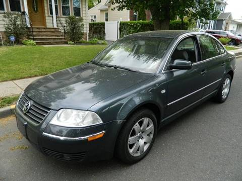 2003 Volkswagen Passat for sale at Morris Ave Auto Sale in Elizabeth NJ