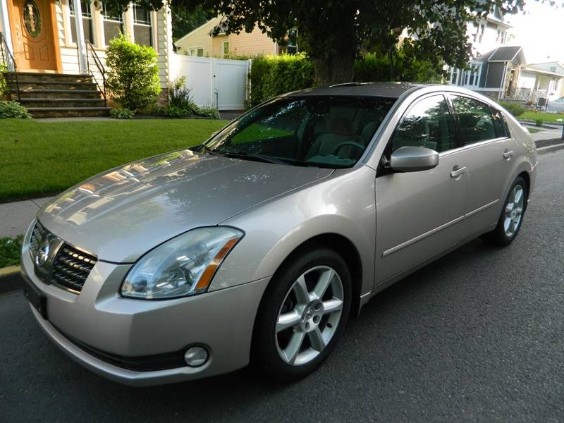 2004 Nissan Maxima For Sale At Morris Ave Auto Sale In Elizabeth NJ