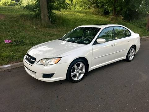 2009 Subaru Legacy for sale at Morris Ave Auto Sale in Elizabeth NJ