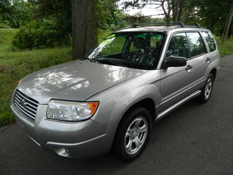 2006 Subaru Forester for sale at Morris Ave Auto Sale in Elizabeth NJ