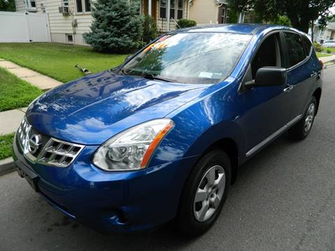 2011 Nissan Rogue for sale at Morris Ave Auto Sale in Elizabeth NJ