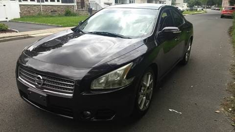 2010 Nissan Maxima for sale at Morris Ave Auto Sale in Elizabeth NJ