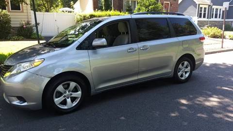 2011 Toyota Sienna for sale at Morris Ave Auto Sale in Elizabeth NJ