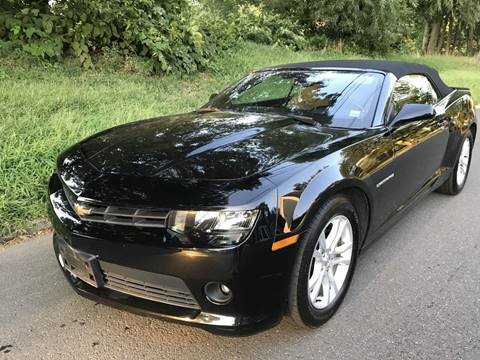 2015 Chevrolet Camaro for sale at Morris Ave Auto Sale in Elizabeth NJ