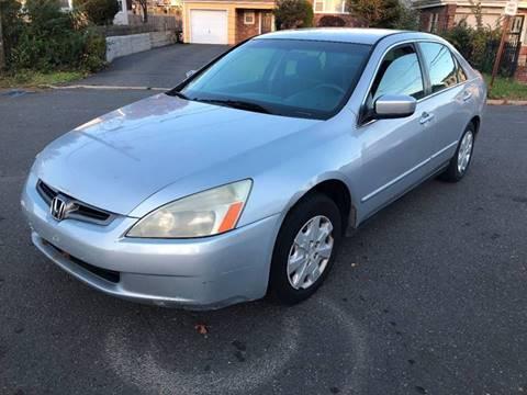 2003 Honda Accord for sale in Elizabeth, NJ