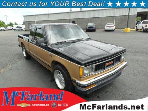 1989 GMC S-15 for sale in Maysville, KY